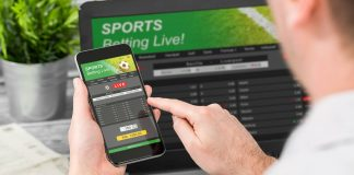 live sports betting odds