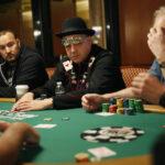 professional poker player