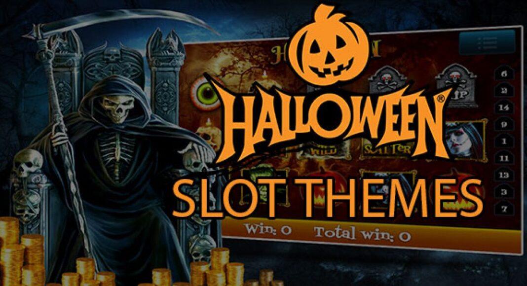 Top Halloween themed Slot Machines