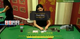 About Playing Baccarat Online